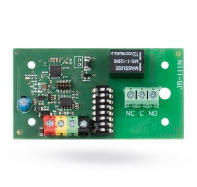 JB-111N - zbernicový modul signálového relé NO/NC