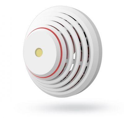 SD-503ST - Bezdrôtový optický detektor dymu a teploty so sirénou - autonómny