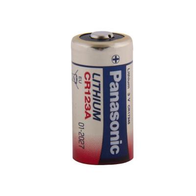 BAT-3V0-CR123A - 3V lítiová batéria