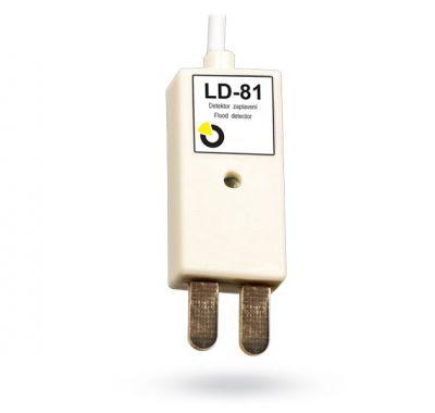 LD-81 - Záplavový detektor pre bezdrôtové detektory