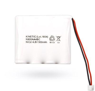 BAT-4V8-N900 - 4.8V NiCd akupack