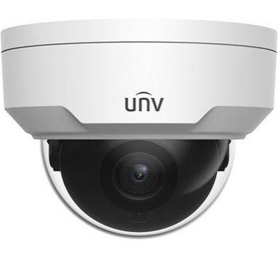 Dome IP kamery