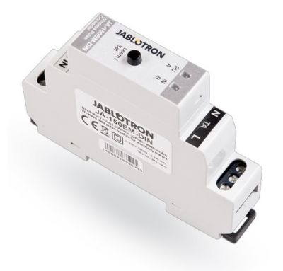 JA-150EM-DIN - bezdrôtový modul impulzného výstupu elektromera