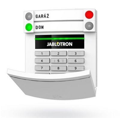 JA-113E - Zbernicový prístupový modul s klávesnicou a RFID čítačkou