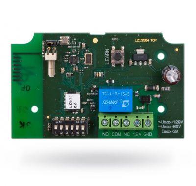 JA-151N - bezdrôtový modul signálového relé NO/NC s napájaním 12V DC
