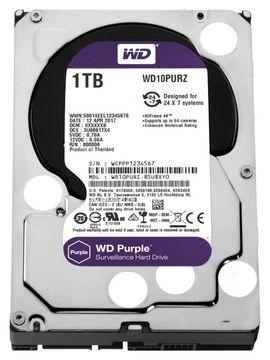 1TB WD PURPLE / WD10PURZ